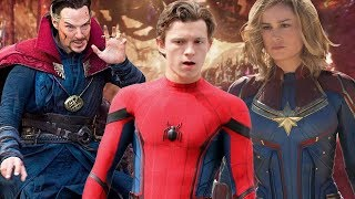 MCU Phase 4 & Spider-Man Take Place In A DIFFERENT UNIVERSE