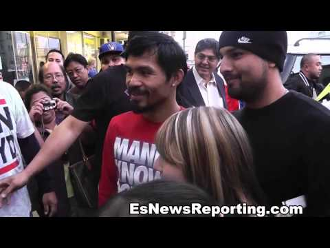 Full Video Floyd Mayweather vs Manny Pacquiao Fight Is On EsNews Boxing - EsNews