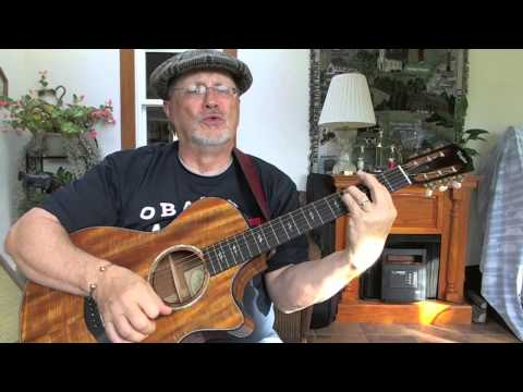 938 - Forever Young - acoustic cover of Bob Dylan with chords and lyrics