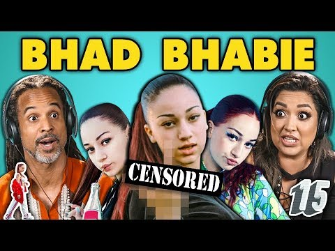 Parents React To Bhad Bhabie