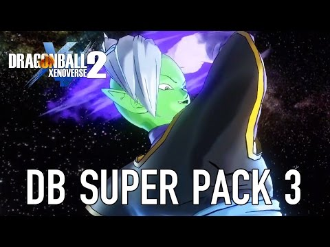 Dragon Ball Super Pack 3