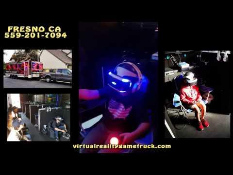 Vr Game Truck Fresno, Fresno VR Game Truck, virtual reality game truck Fresno