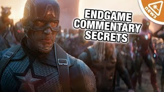 28 Details We Learned in Avengers: Endgame Commentary! (Nerdist News w/ Amy Vorpahl)