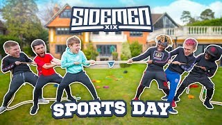 SIDEMEN SPORTS DAY - YouTube
