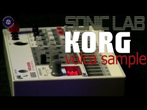Korg Volca Sample Review