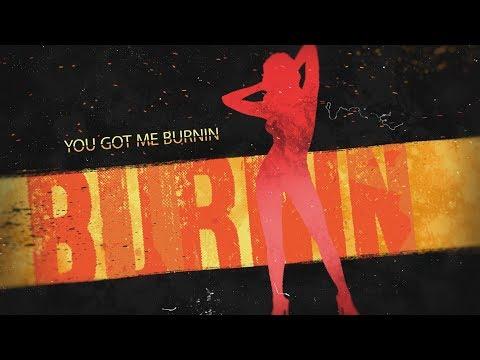 Black Stone Cherry - Burnin' (Official Lyric Video)