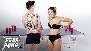 Fear Pong Blind Date (Jamie vs. Rachel) | Fear Pong | Cut