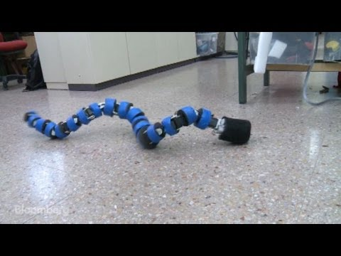 Snake Robot for Rescue Missions