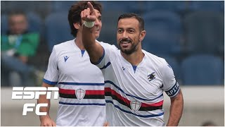 Atalanta vs. Sampdoria | 2020 ESPN FC Serie A Highlights
