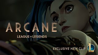 Arcane: Animated Series |  A Score To Settle