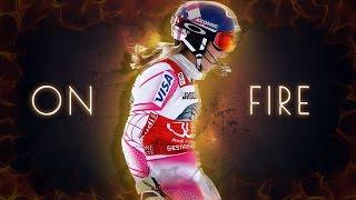 Mikaela Shiffrin • On Fire • 2016/2017 [HD]