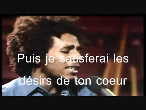 Bob Marley & the Wailers STIR IT UP SOUS-TITRES FR