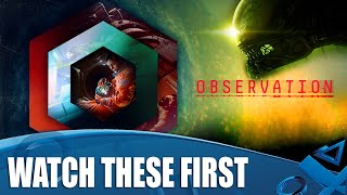 7 Sci-Fi Films You Should Watch Before You Play Observation