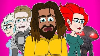♪ AQUAMAN THE MUSICAL - Animated Parody Song