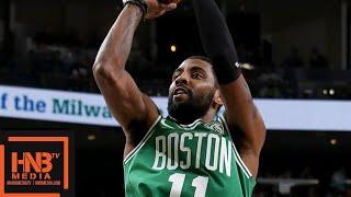 Boston Celtics vs Milwaukee Bucks Full Game Highlights   Feb 21, 2018-19 NBA Season