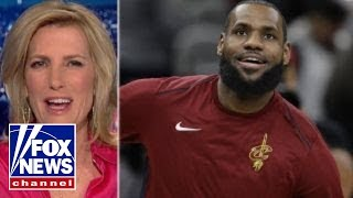 Ingraham: My criticism of LeBron had nothing to do with race
