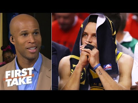 The Splash Brothers bought the Warriors time, not the series - Richard Jefferson | First Take