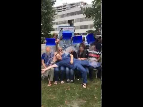 Academy of Learning College Ice Bucket Challenge - Richmond Hill Campus