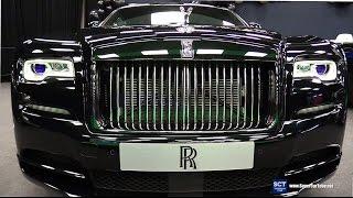 2017 Rolls Royce Wraith - Exterior and Interior Walkaround - 2017 Montreal Auto Show