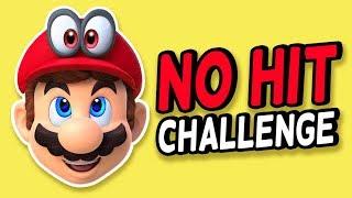 MARIO ODYSSEY NO HIT BOSS CHALLENGE!