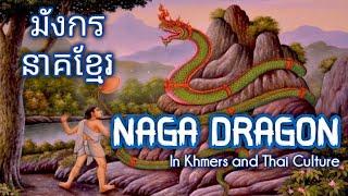 Khmer Dragon - Naga Khmer - នាគខ្មែរ - Rồng Khmer