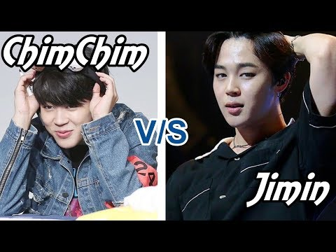BTS CHIMCHIM VS JIMIN