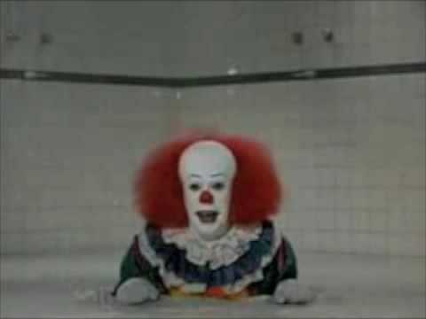 Pennywise Shower Scene Youtube