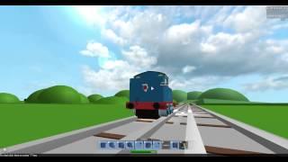 Roblox Thomas The Tank Engine