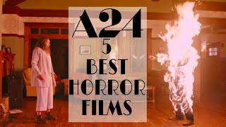 Best A24 Horror Films | Where Hereditary Ranks