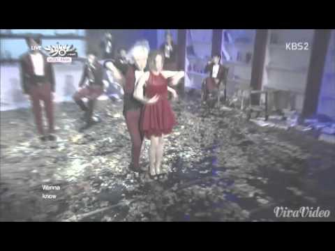 Super Junior - Evanesce (Eunhyuk's dance parts)
