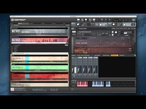 Spitfire releases - HZ02 feat JASON BONHAM