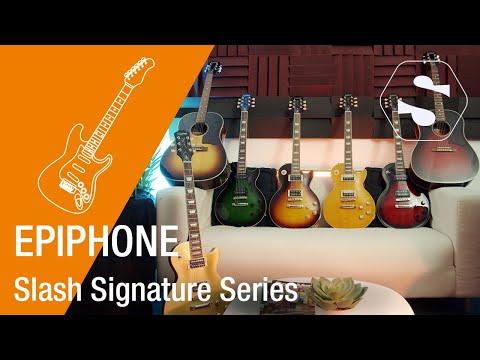 Vidéo Epiphone Slash Signature Series 2021 FR - SonoVente.com