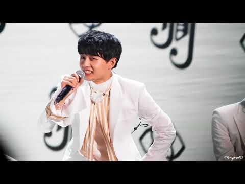 171018 데스파시토+Shape of you+꽃길  - JBJ쇼케이스 (김용국 Focus)