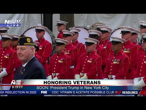 LIVE: Veterans Day Ceremonies Across The Country