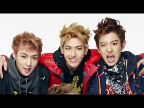 EXO BTS Photoshoot for SoCooL Magazine, October 2013 (Full)