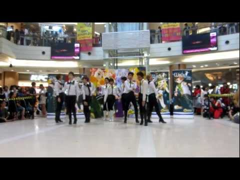 Boys' Generation|Cover SNSD::Thailand| THE BOYS @ Wedo 19.05.2012 Audition