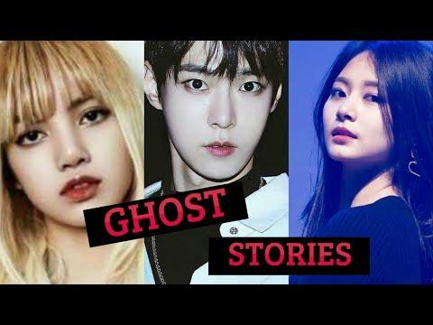 K-POP IDOLS GHOST STORIES
