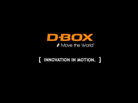 D-BOX Motion Systems for Simulation and Training