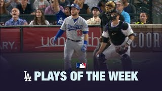 7/1/19: Dodgers Plays of the Week