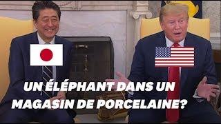 Au Japon, Donald Trump va détonner face aux coutumes rigoureuses du pays