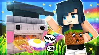 Minecraft - MAKING THE CUTEST BREAKFAST EVER! - Build Battle (Minecraft Minigame)