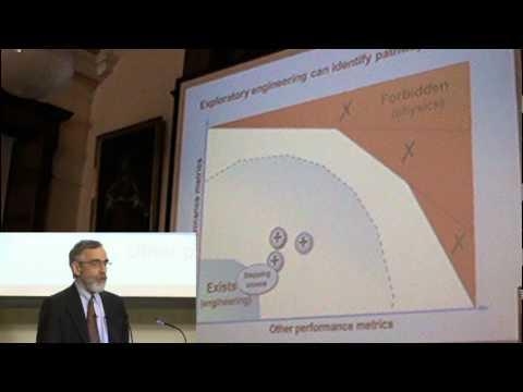 Eric Drexler: Physical Law and the Future of Nanotechnology ...