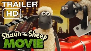 Shaun the Sheep Teaser Trailer HD