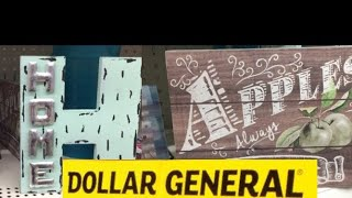 Dollar General 3 Day Clearance- CHEAP Farmhouse Decor & More!