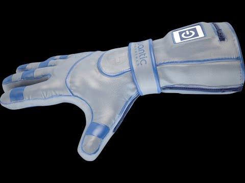 Quantic Glove Detail