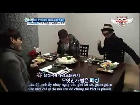 [Vietsub][4everhotvn] 120214 - SBS Goodmoring with Group S (Kangta cut)