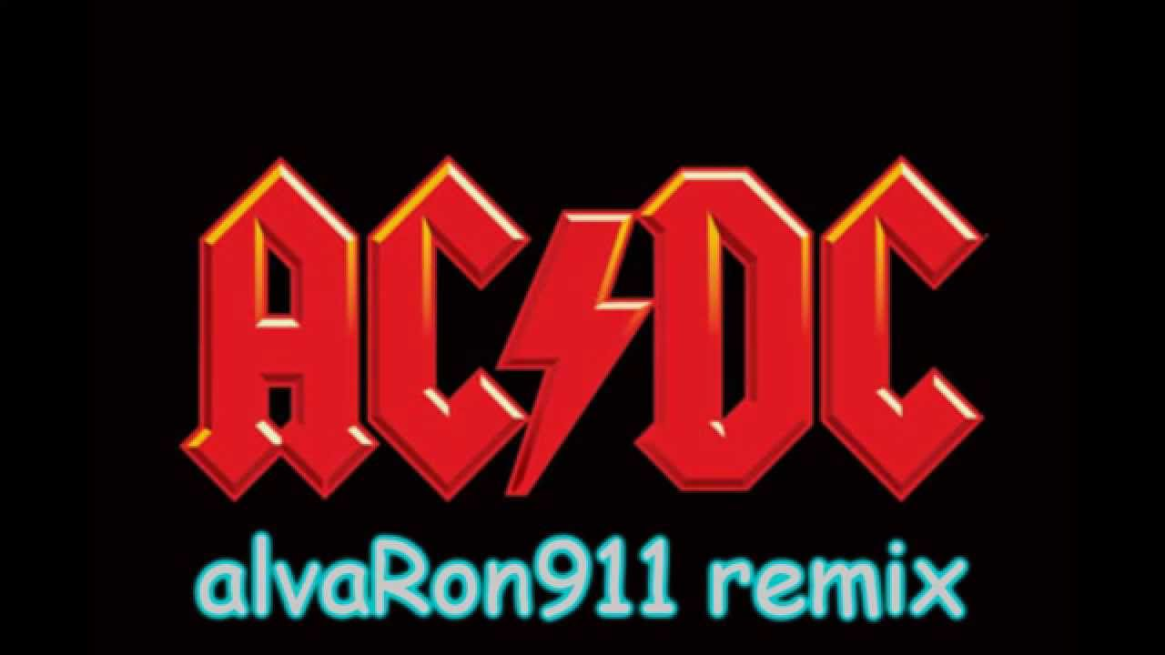 AC/DC Highway to Hell Remix HD - YouTube