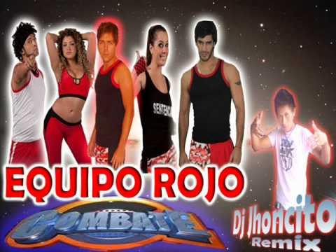 COMBATE Equipo Rojo ( musica remix ) - Dj Jhoncito