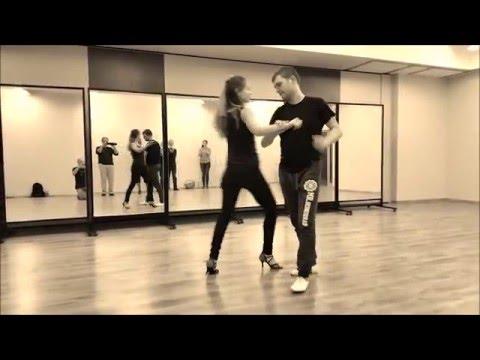 Monika Janowska & Artur Ledóchowski - Salsa Libre