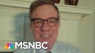 Sen. Warner: I'm Confident Of Bipartisan Vote To Confirm New DNI   Morning Joe   MSNBC